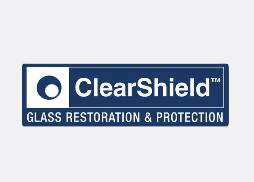 Clearshield Glass Restoration & Protection Logo