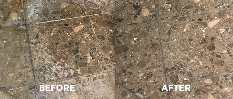 Canny Case Studies Natural Stone Before and After